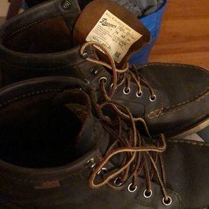 "Men's Danner Bull Run Moc 8"" Boots"